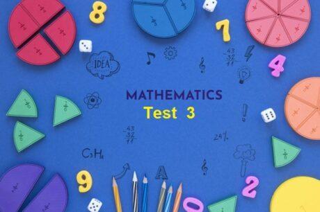 Year 6 Selective Test Maths Quiz 3