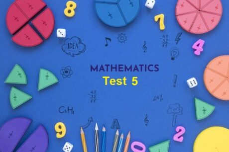 Year 6 Selective Test Maths Quiz 5